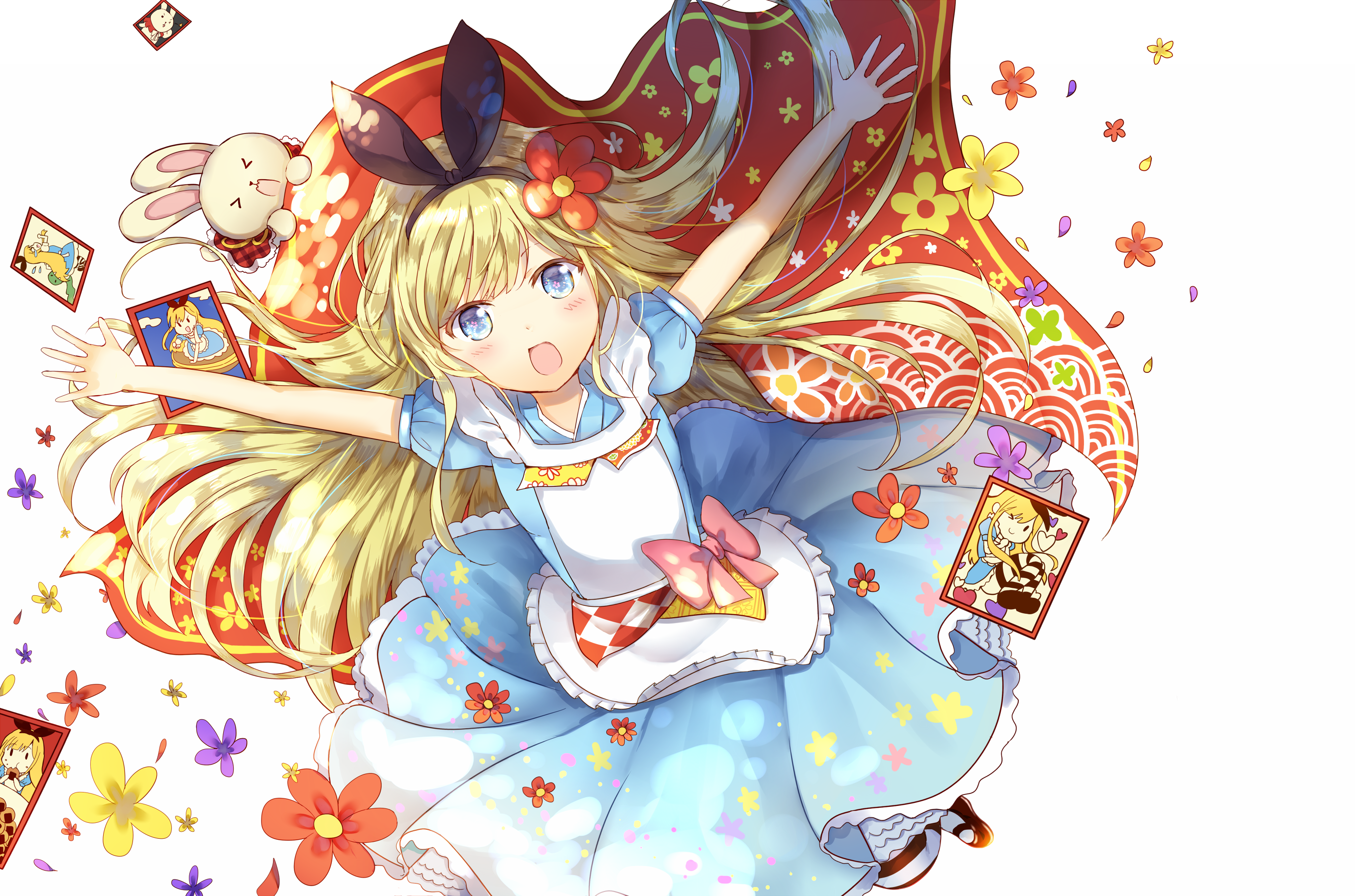 104 Alice In Wonderland Hd Wallpapers Background Images