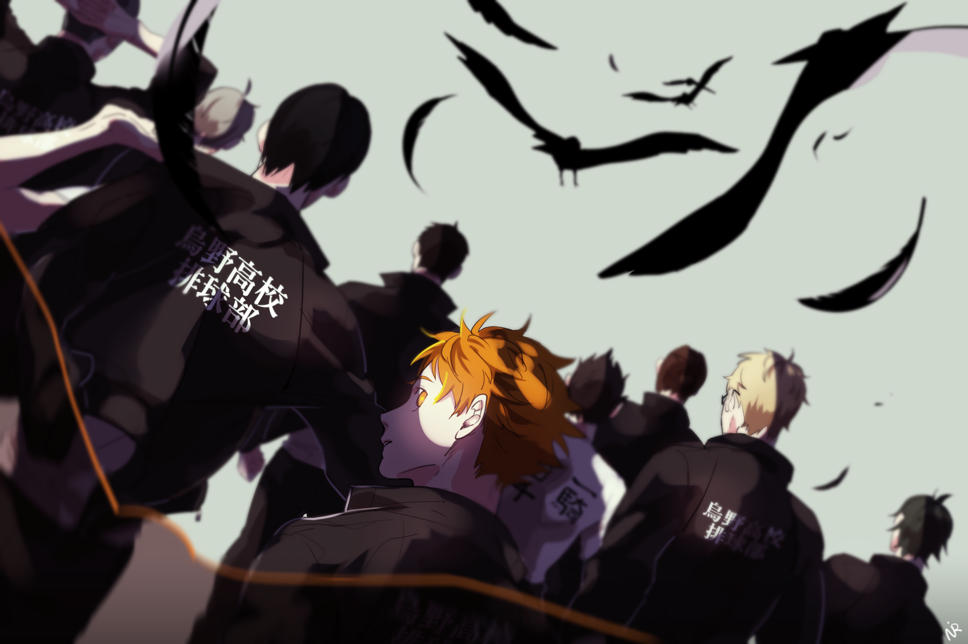 Anime Wallpapers Haikyuu!! HD 4K Download For Mobile iPhone & PC
