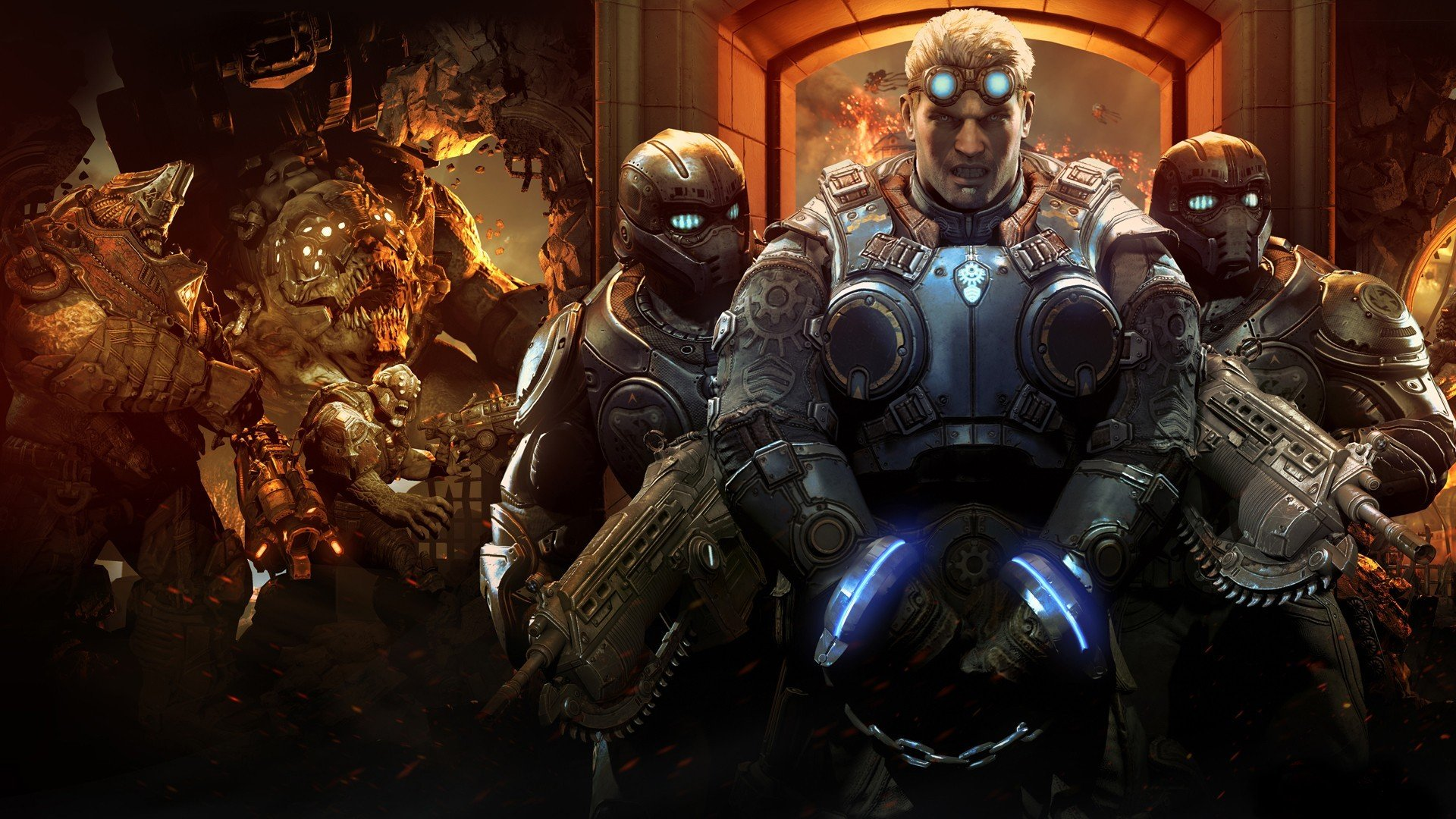 Gears Of War: Judgment HD Wallpaper   Background Image ...