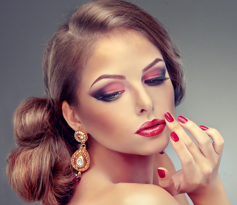 Lipstick Pretty Girl Faces