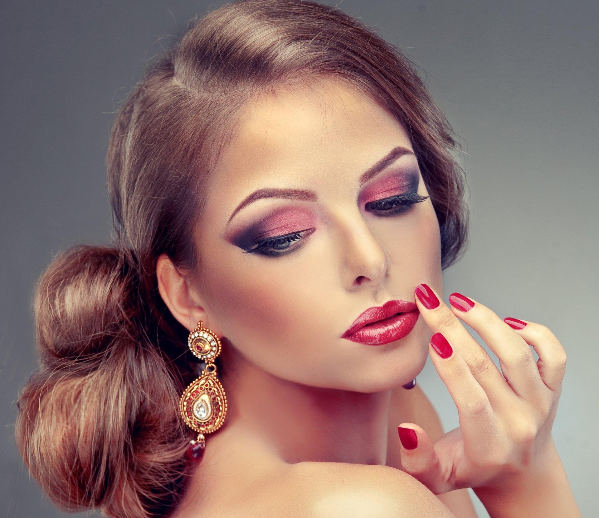 Pretty Girl Makeup