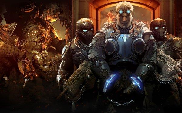 Video Game Gears Of War: Judgment Gears of War HD Wallpaper | Background Image