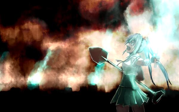 Anime School-Live! Kurumi Ebisuzawa Gakkou Gurashi! HD Wallpaper | Background Image