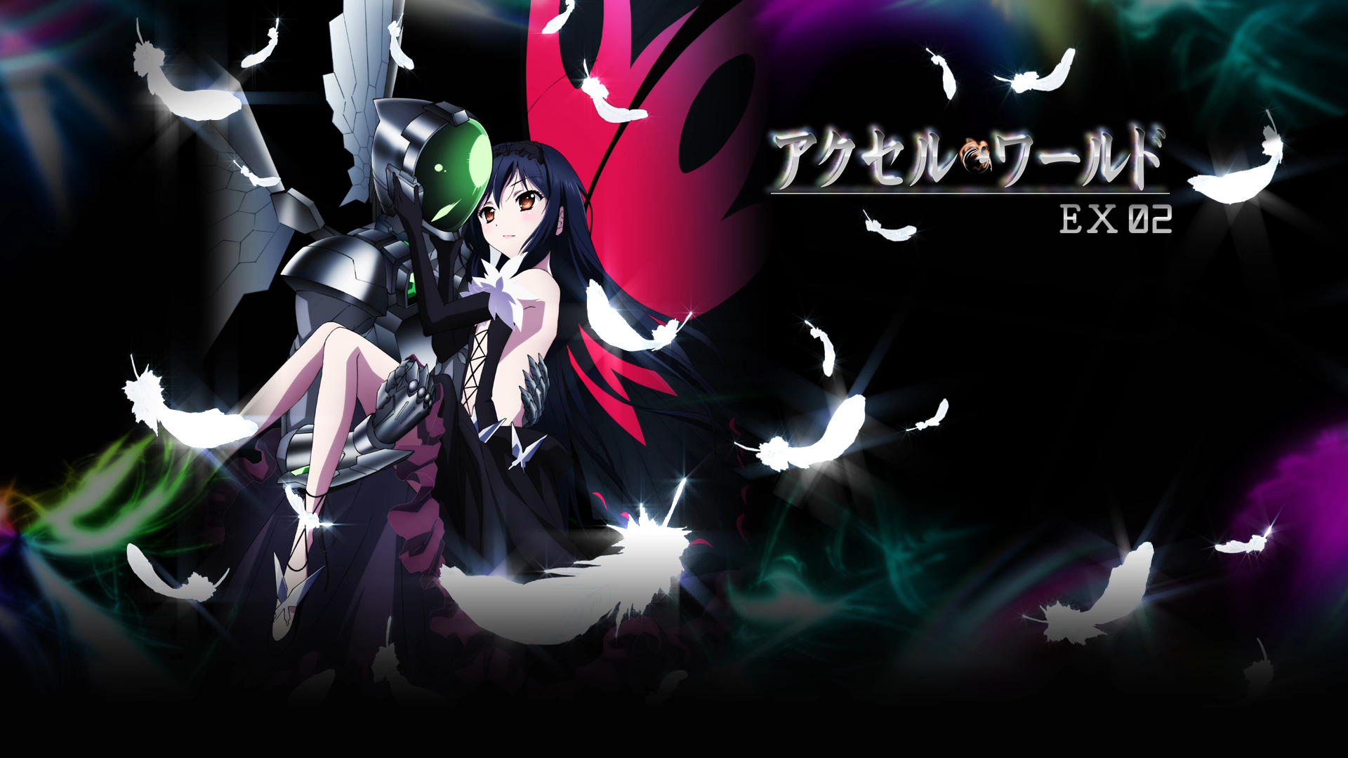 134 Accel World Hd Wallpapers Background Images Wallpaper Abyss