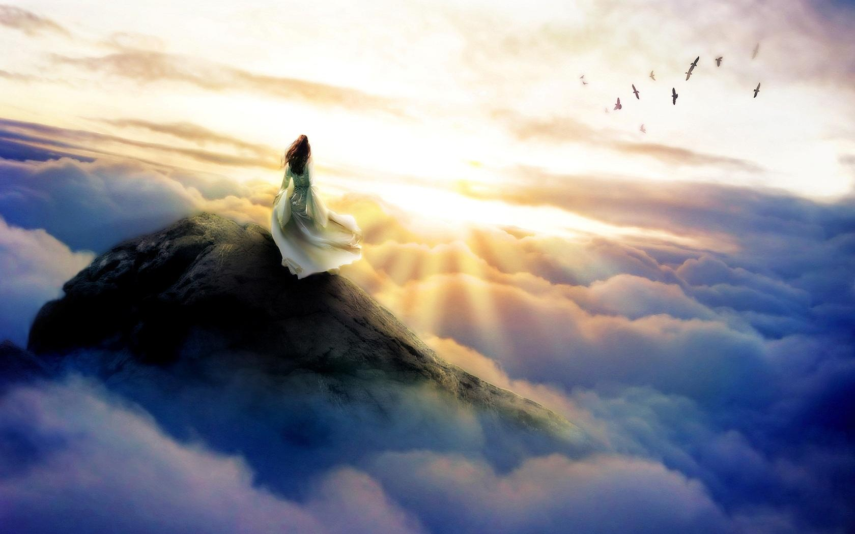 Heaven Wallpaper And Background Image