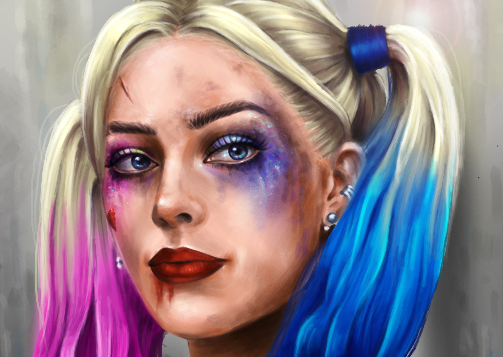 Movie - Suicide Squad  Harley Quinn Wallpaper