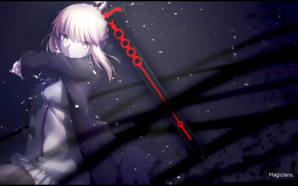 Anime Fate/unlimited codes Fate Series Saber Alter HD Wallpaper | Background Image