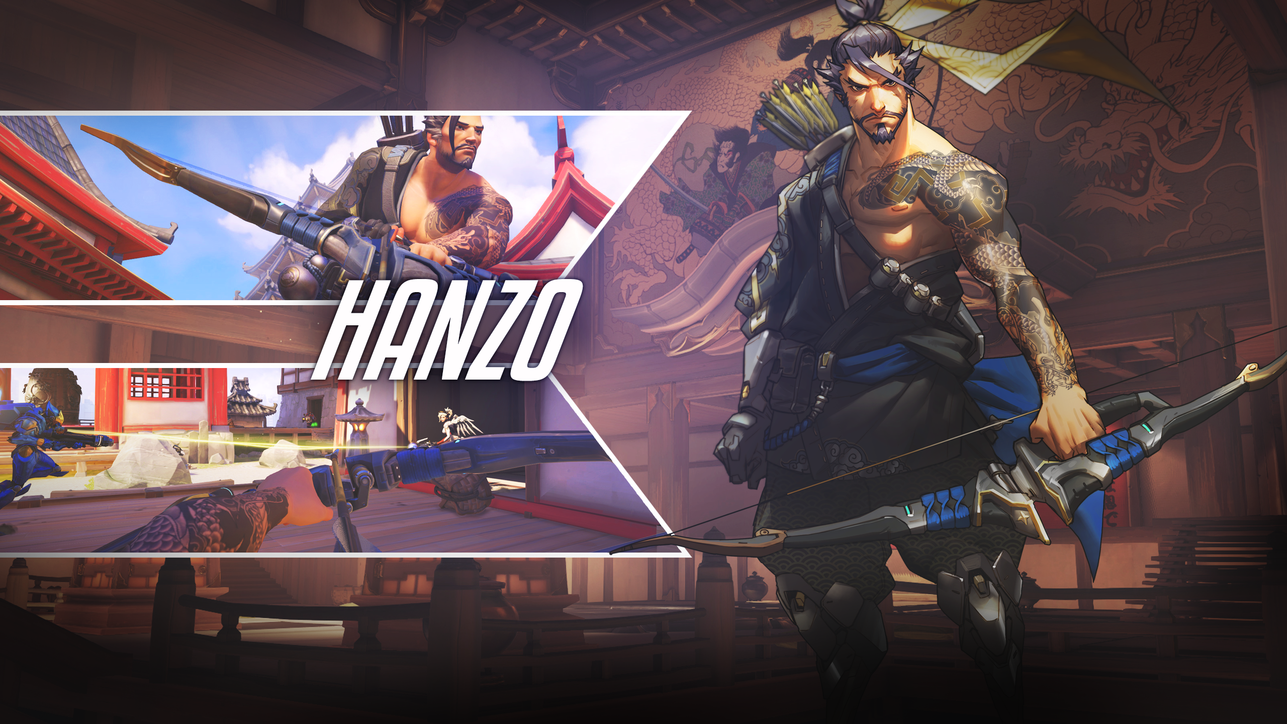 overwatch full hd wallpaper and background | 2560x1440 | id:704112