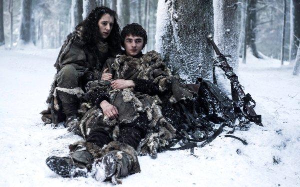 TV Show Game Of Thrones Bran Stark Isaac Hempstead-Wright Meera Reed Ellie Kendrick HD Wallpaper | Background Image