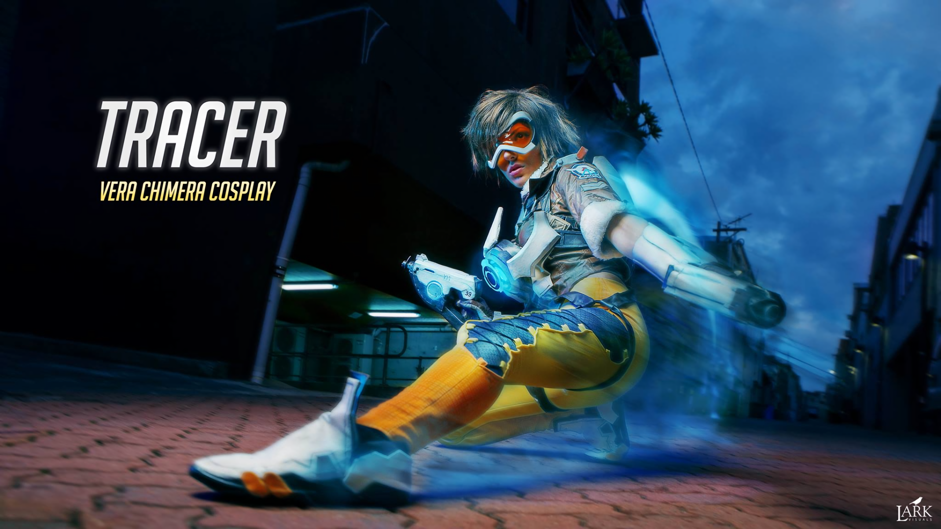 overwatch agent tracer wallpapers - photo #18