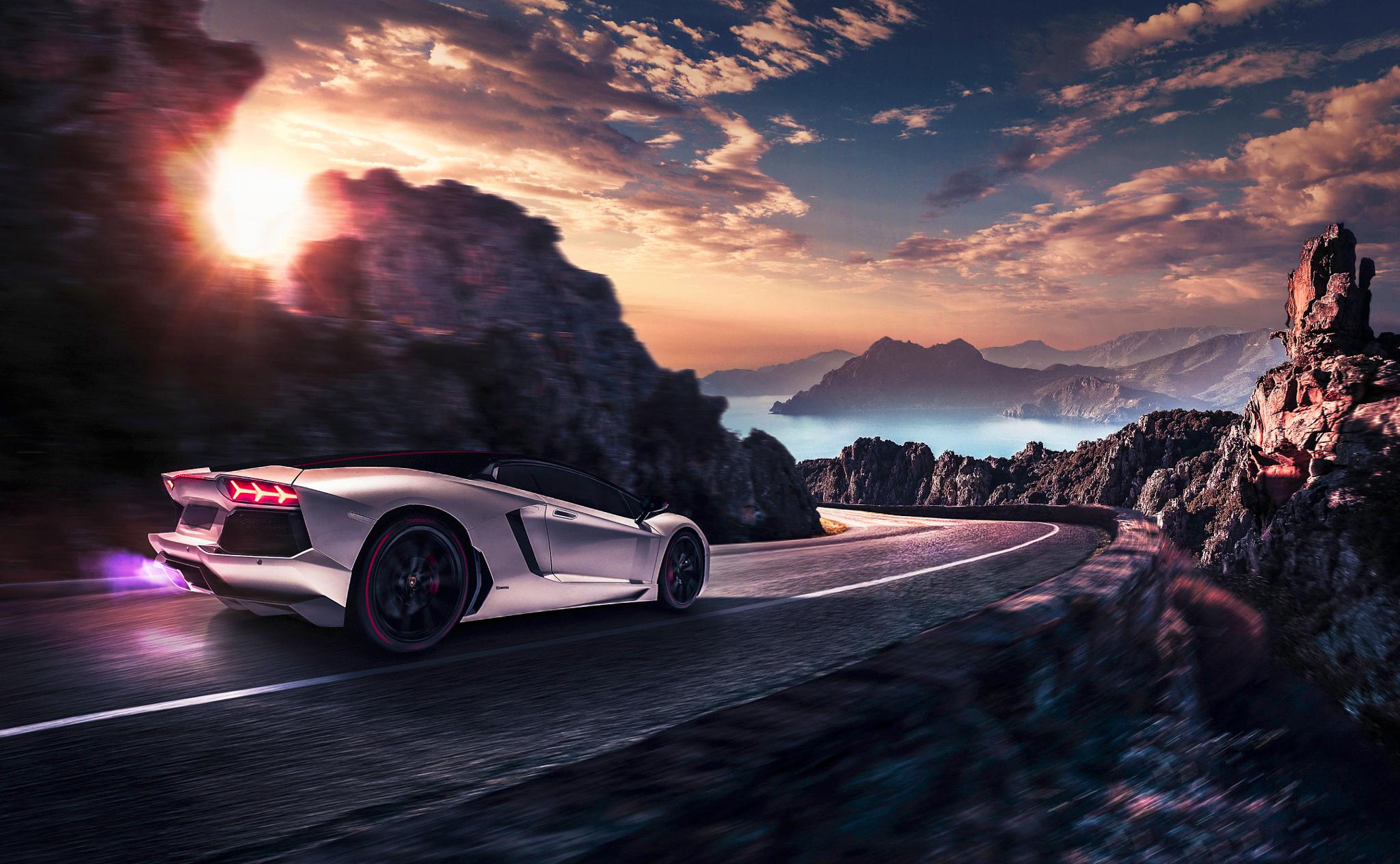 Lamborghini Aventador LP 700-4 HD Wallpaper | Background ...