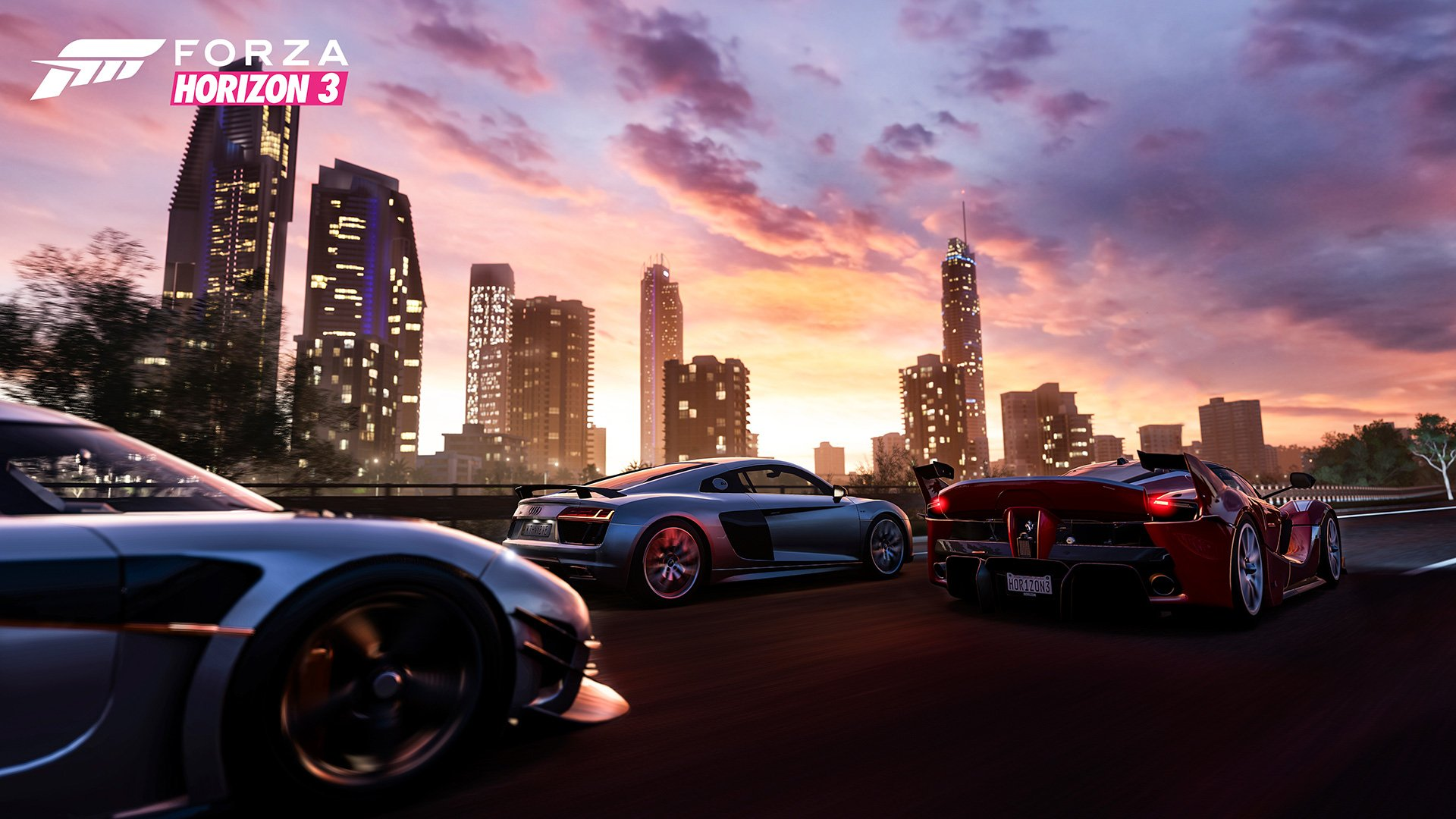 369 Forza Horizon 3 HD Wallpapers | Background Images