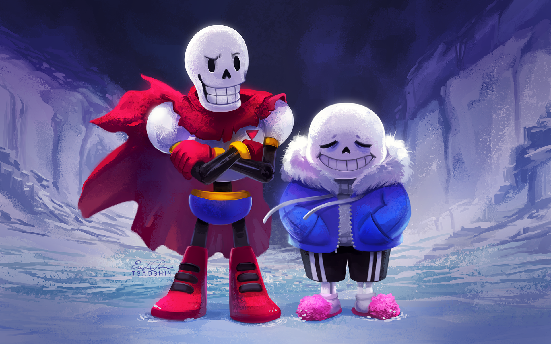 Hd Wallpaper Background Image Id709976 1920x1200 Video Game Undertale