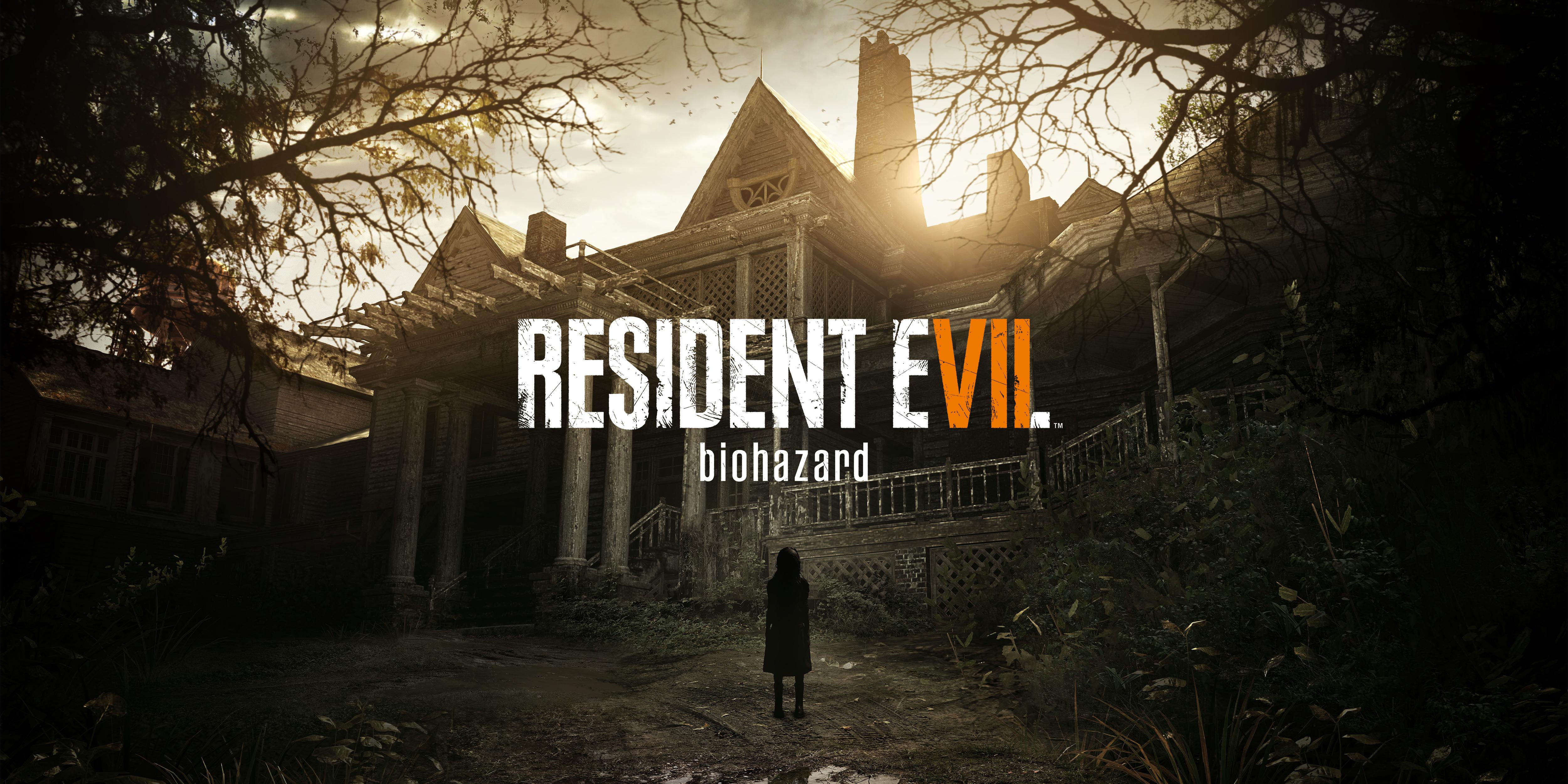 Resident Evil 7 Biohazard 4k Ultra Fondo De Pantalla Hd