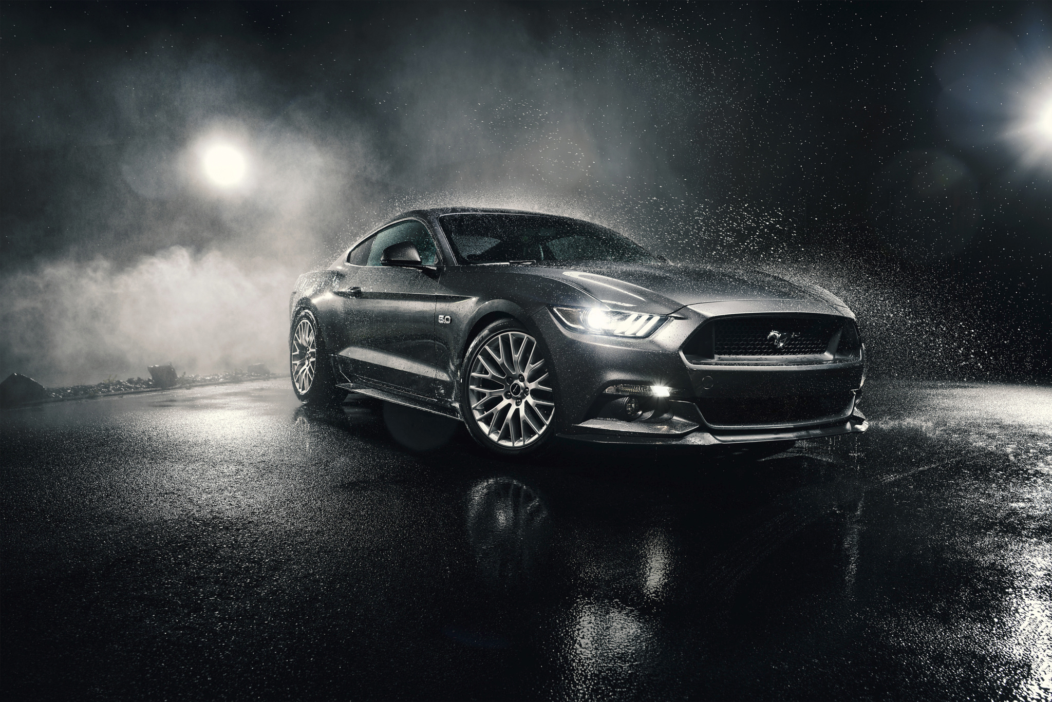Ford Mustang GT HD Wallpaper | Background Image | 2048x1367 | ID:710383 - Wallpaper Abyss