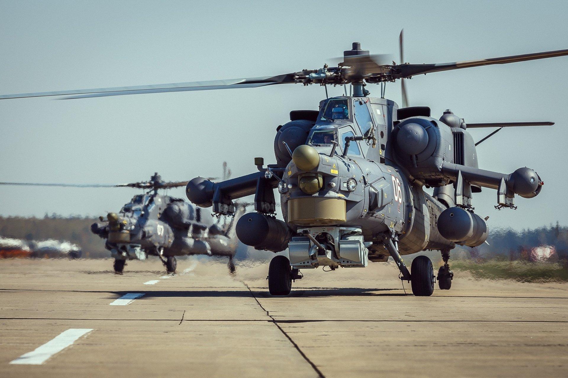 Helicoptero Hd Fondos De Escritorio: Mi-28 Helicopter Fondo De Pantalla HD