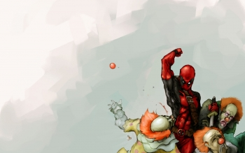 Comics - Deadpool Wallpapers and Backgrounds ID : 71042