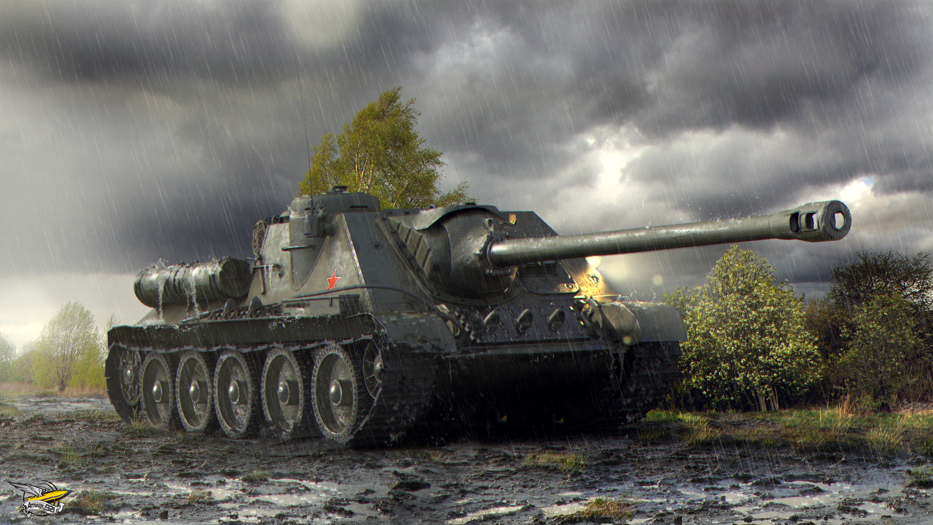 su 100 world of tanks wallpapers (5 wallpapers) – wallpapers 4k