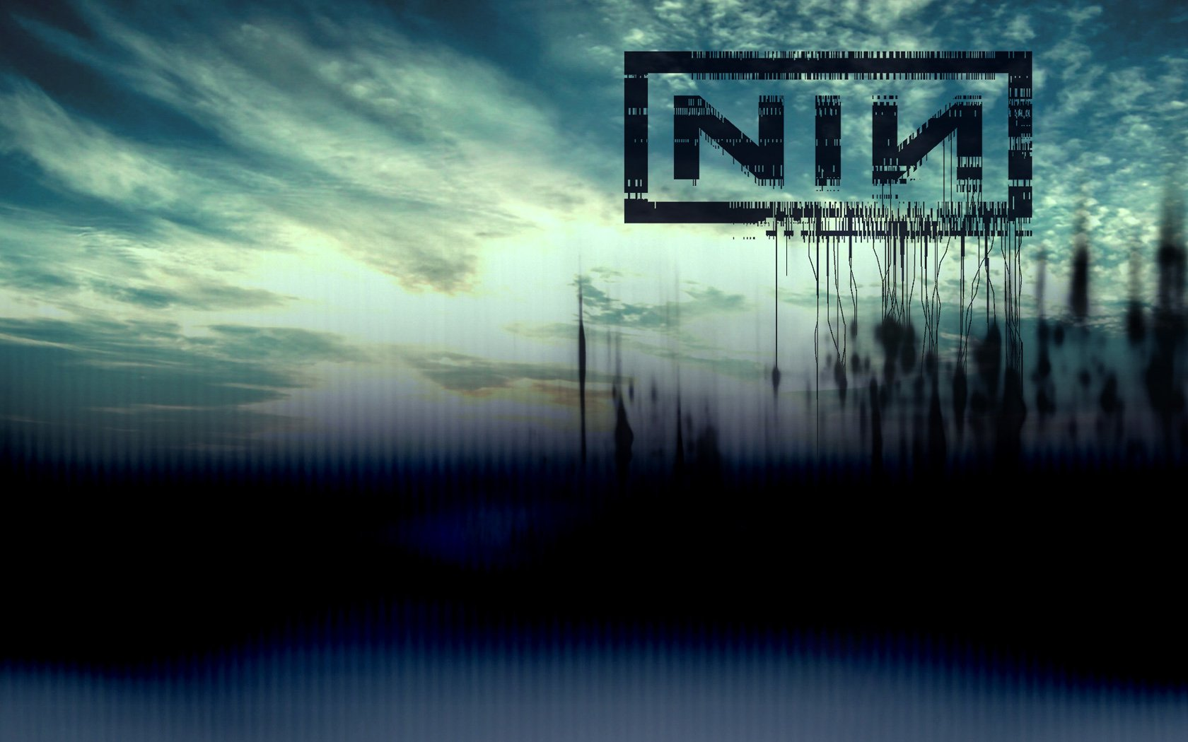 90 Nine Inch Nails HD Wallpapers | Background Images - Wallpaper Abyss