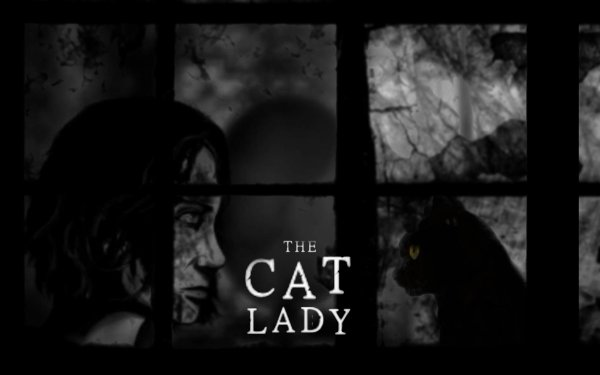 Video Game The Cat Lady Susan Ashworth Cat Teacup HD Wallpaper   Background Image