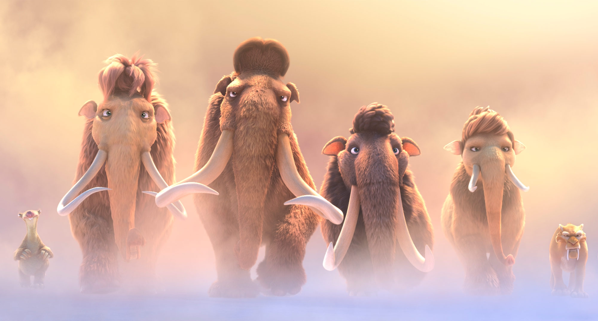 Ice Age Collision Course Wallpaper And Background Image