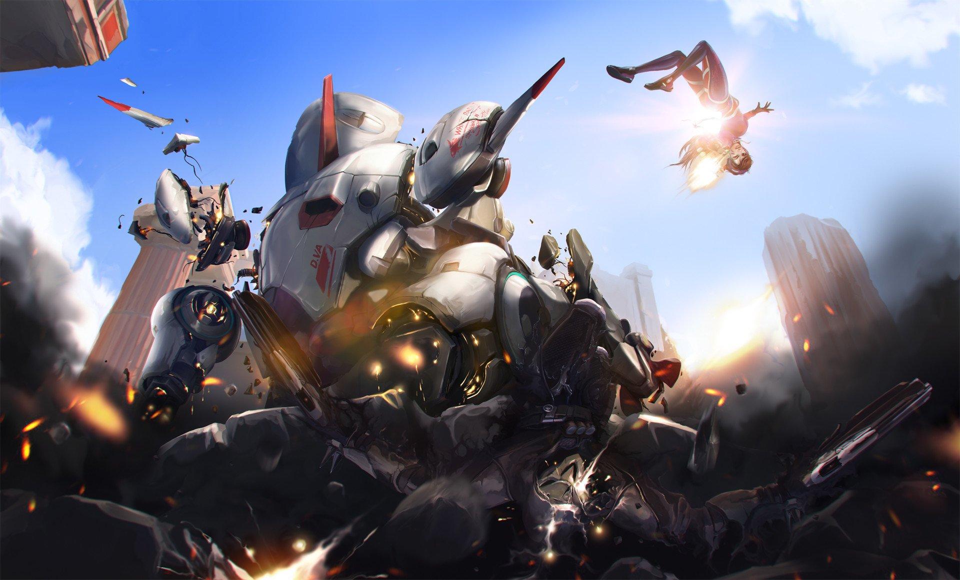 130 Reaper (Overwatch) HD Wallpapers   Hintergrunde - Wallpaper Abyss