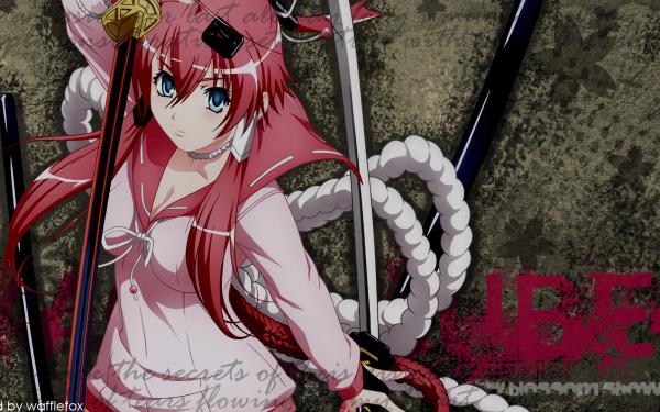 Anime Queen's Gate Juubei Yagyuu HD Wallpaper   Background Image