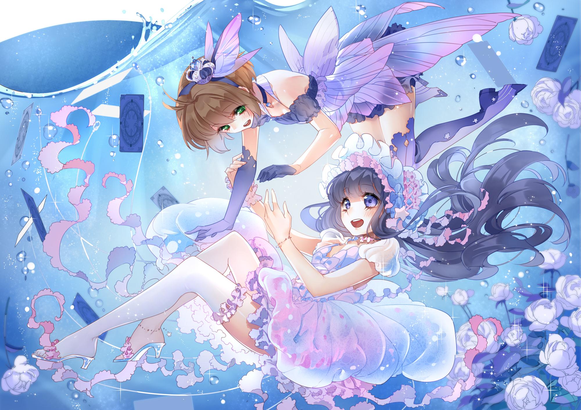 81 tomoyo daidouji hd wallpapers background images - Cardcaptor sakura wallpaper ...