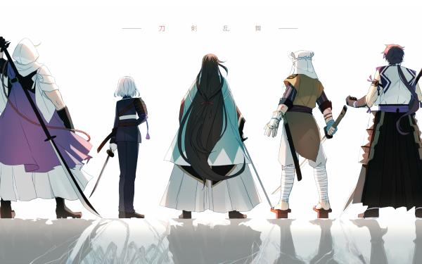 Video Game Touken Ranbu HD Wallpaper   Background Image
