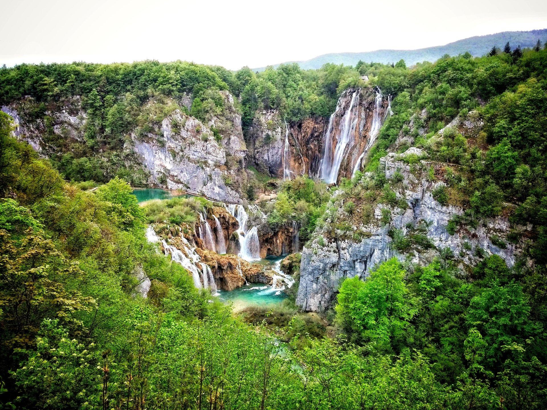 Plitvice lakes national park in croatia 4k ultra hd wallpaper background image 4160x3120 - Plitvice lakes hd ...