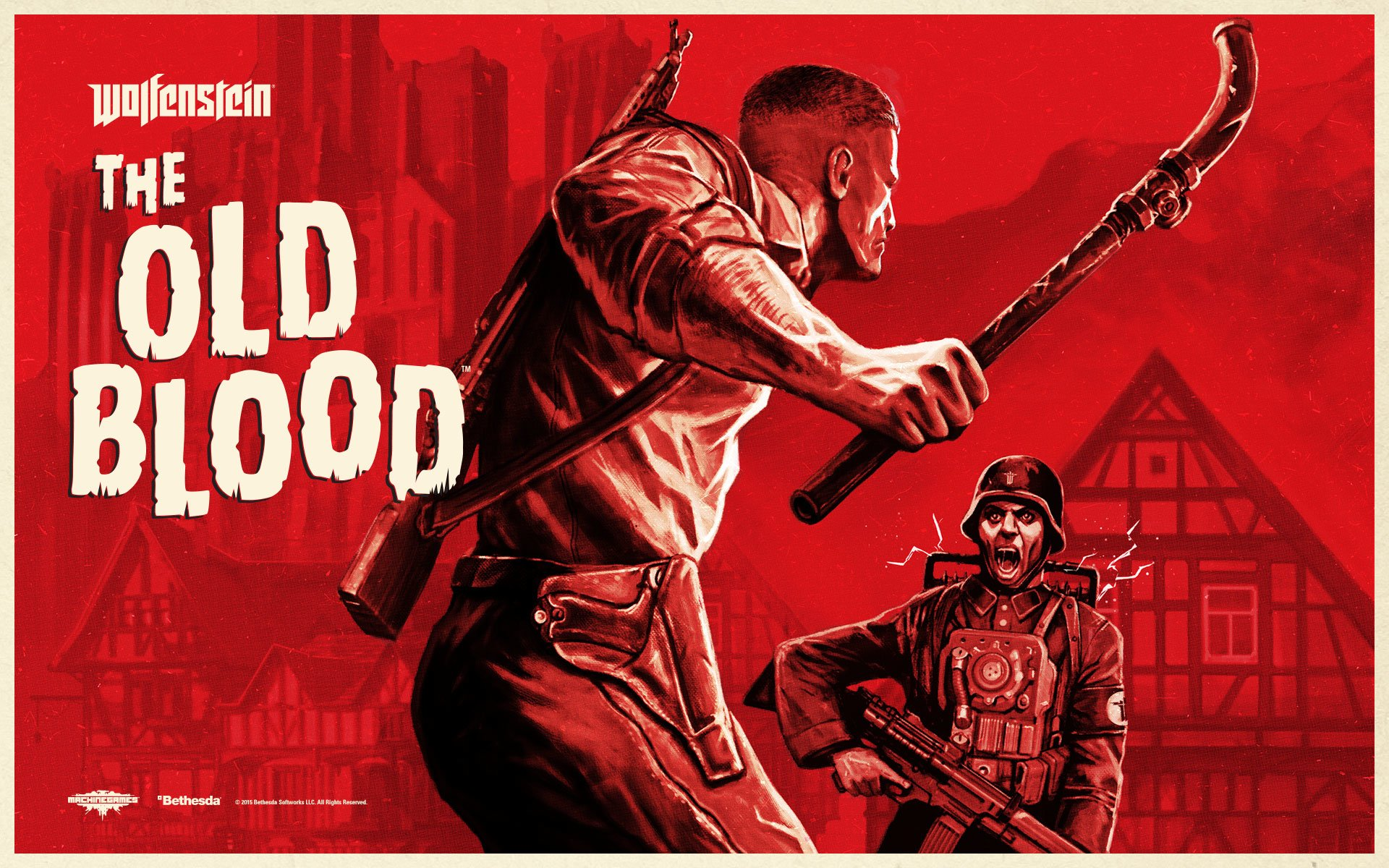 6 Wolfenstein The Old Blood Hd Wallpapers Background Images