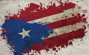 5 flag of Puerto Rico HD Wallpapers