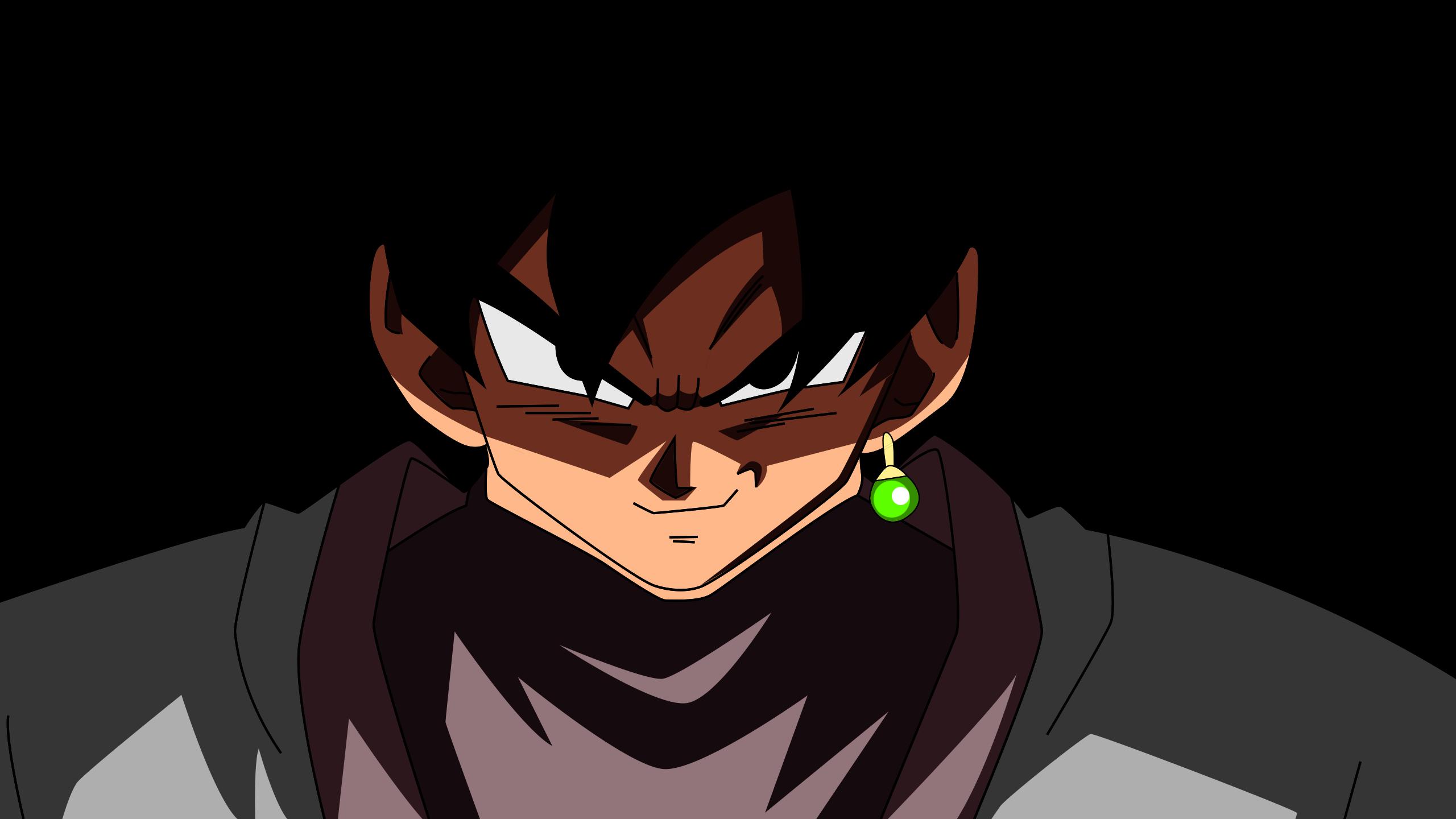 Black Goku Fondo De Pantalla And Fondo De Escritorio: Black Fondo De Pantalla HD