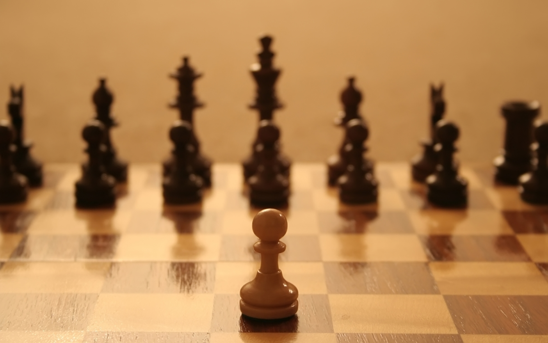 Game - Chess  Schach Pawn Wallpaper