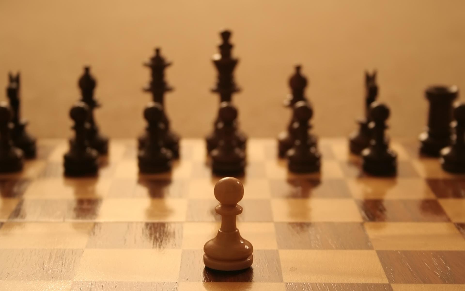 Juego - Ajedrez  Schach Pawn Fondo de Pantalla