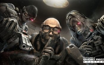 Tom Clancys Ghost Recon Phantoms HD Wallpaper