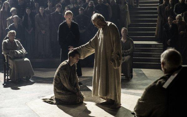 TV Show Game Of Thrones Jonathan Pryce High Sparrow Finn Jones Loras Tyrell HD Wallpaper | Background Image