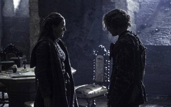 TV Show Game Of Thrones Alfie Allen Gemma Whelan Theon Greyjoy Yara Greyjoy HD Wallpaper   Background Image