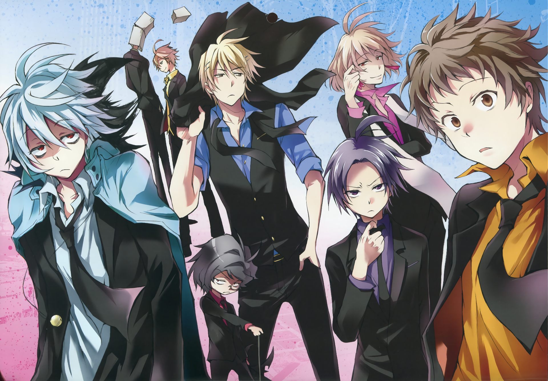 17 Servamp HD Wallpapers  Backgrounds  Wallpaper Abyss