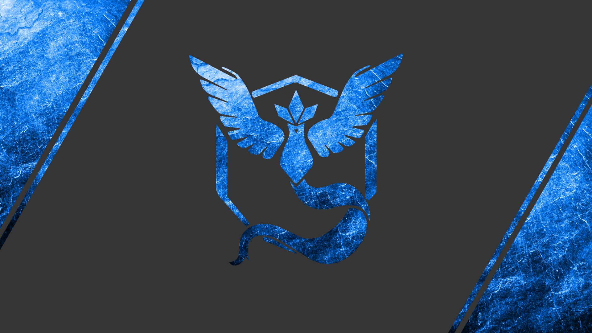 Vídeo Game - Pokémon GO  Pokemon Go Pokémon Team Mystic Articuno (Pokémon) Papel de Parede