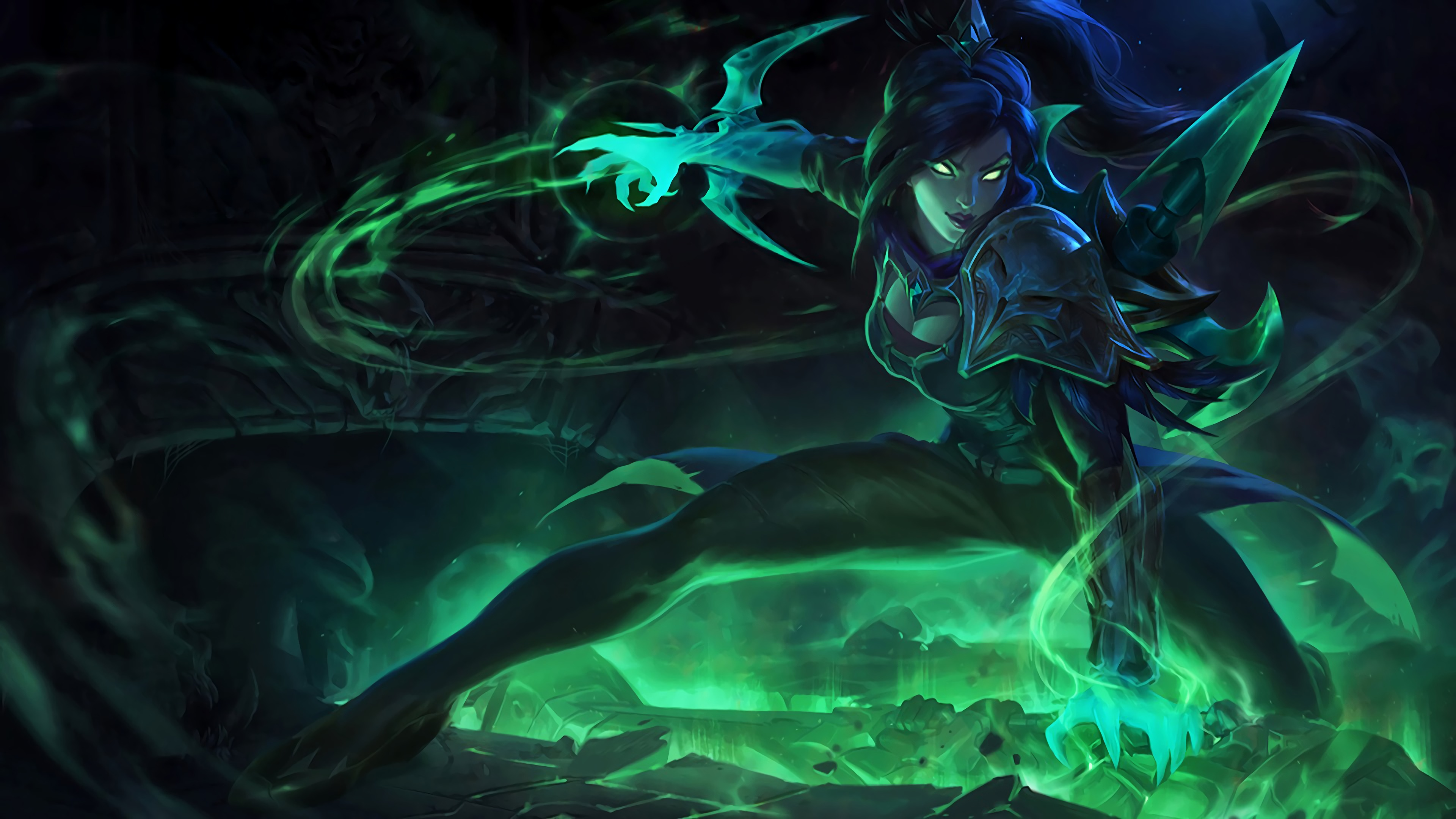 418 4k Ultra Hd League Of Legends Wallpapers Background