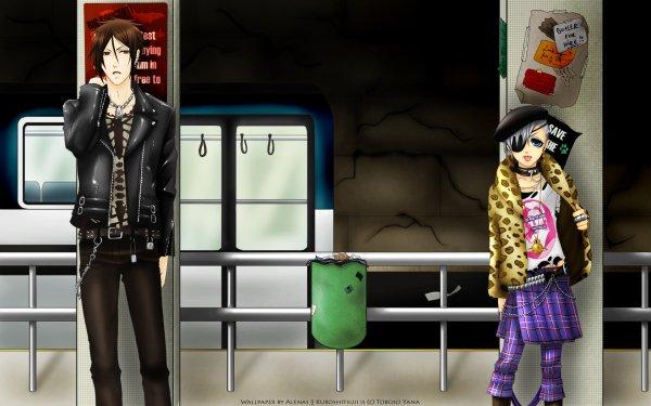 Anime Black Butler HD Wallpaper   Background Image
