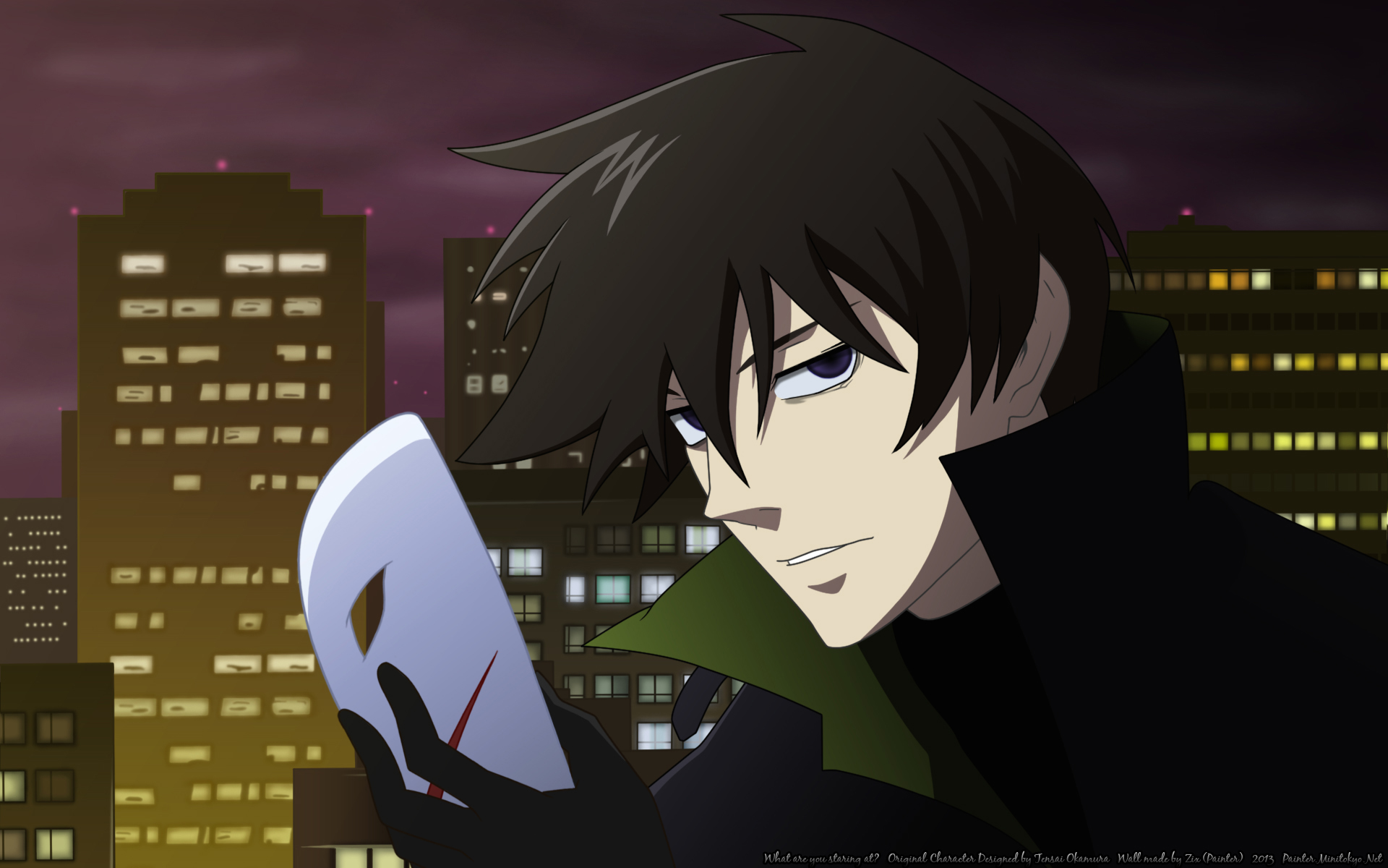Darker Than Black Hd Wallpaper Background Image 1920x1200 Id