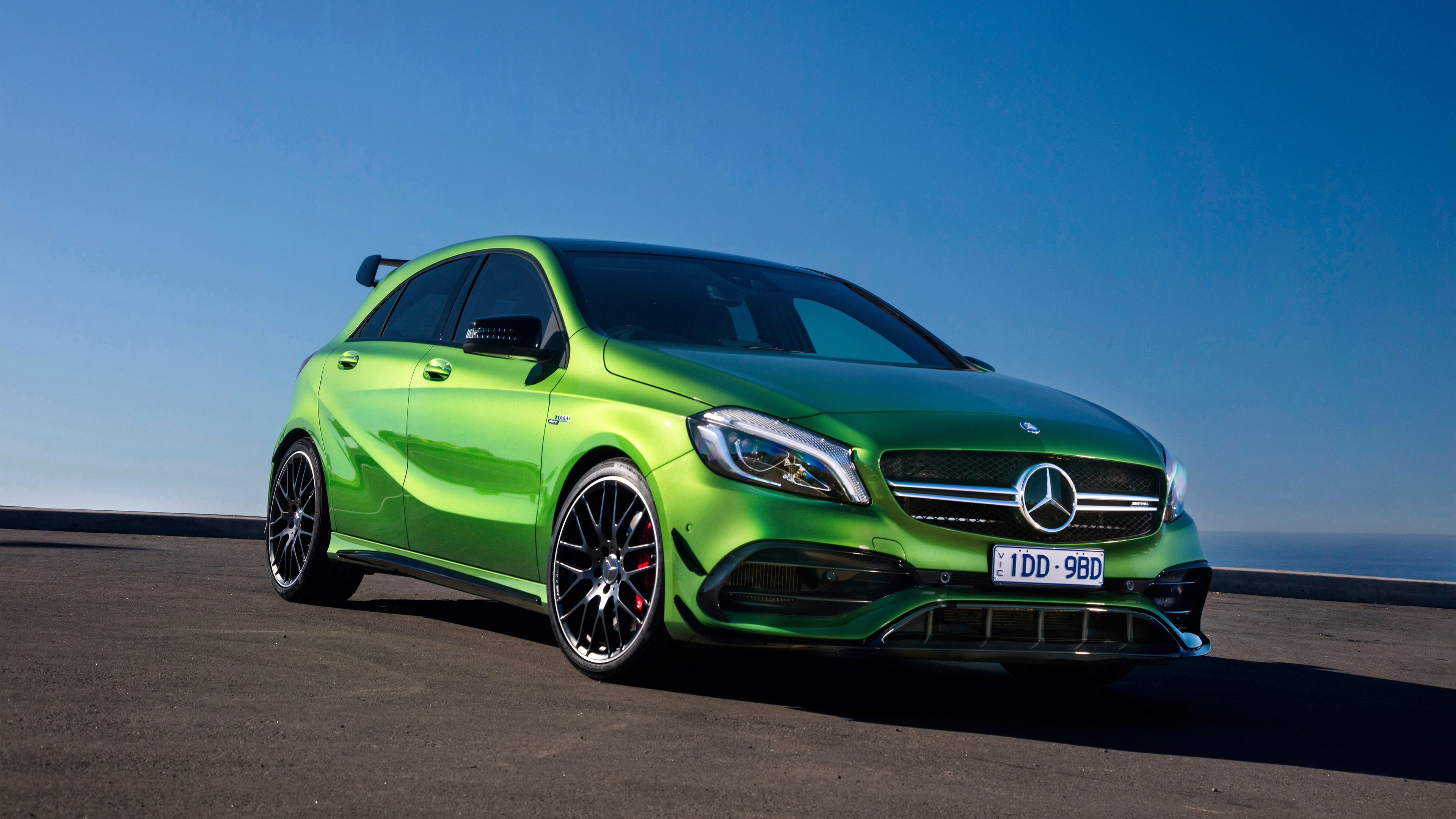 25 mercedes-benz a-class hd wallpapers | background images