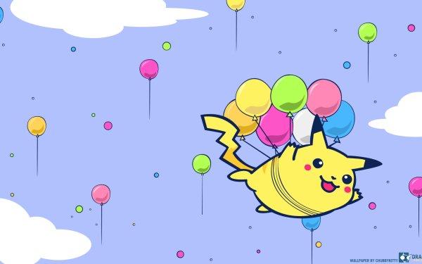 Anime Pokémon Pikachu HD Wallpaper | Background Image