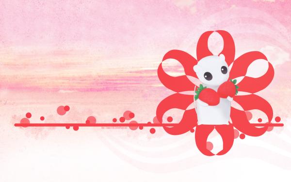 Anime Fruits Basket Yuki Sohma Strawberry Cute HD Wallpaper | Background Image