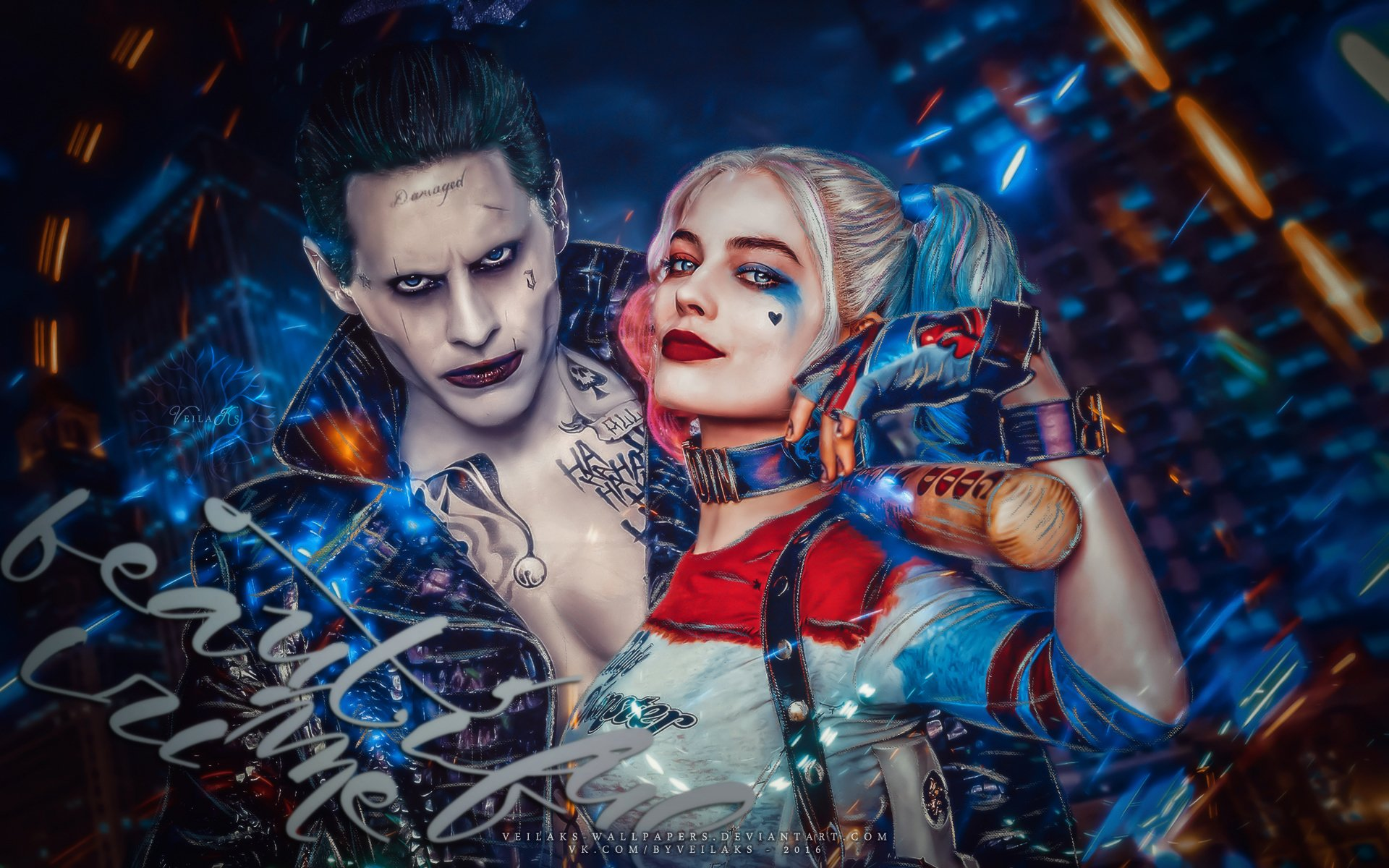 432 Harley Quinn Hd Wallpapers Background Images Wallpaper Abyss