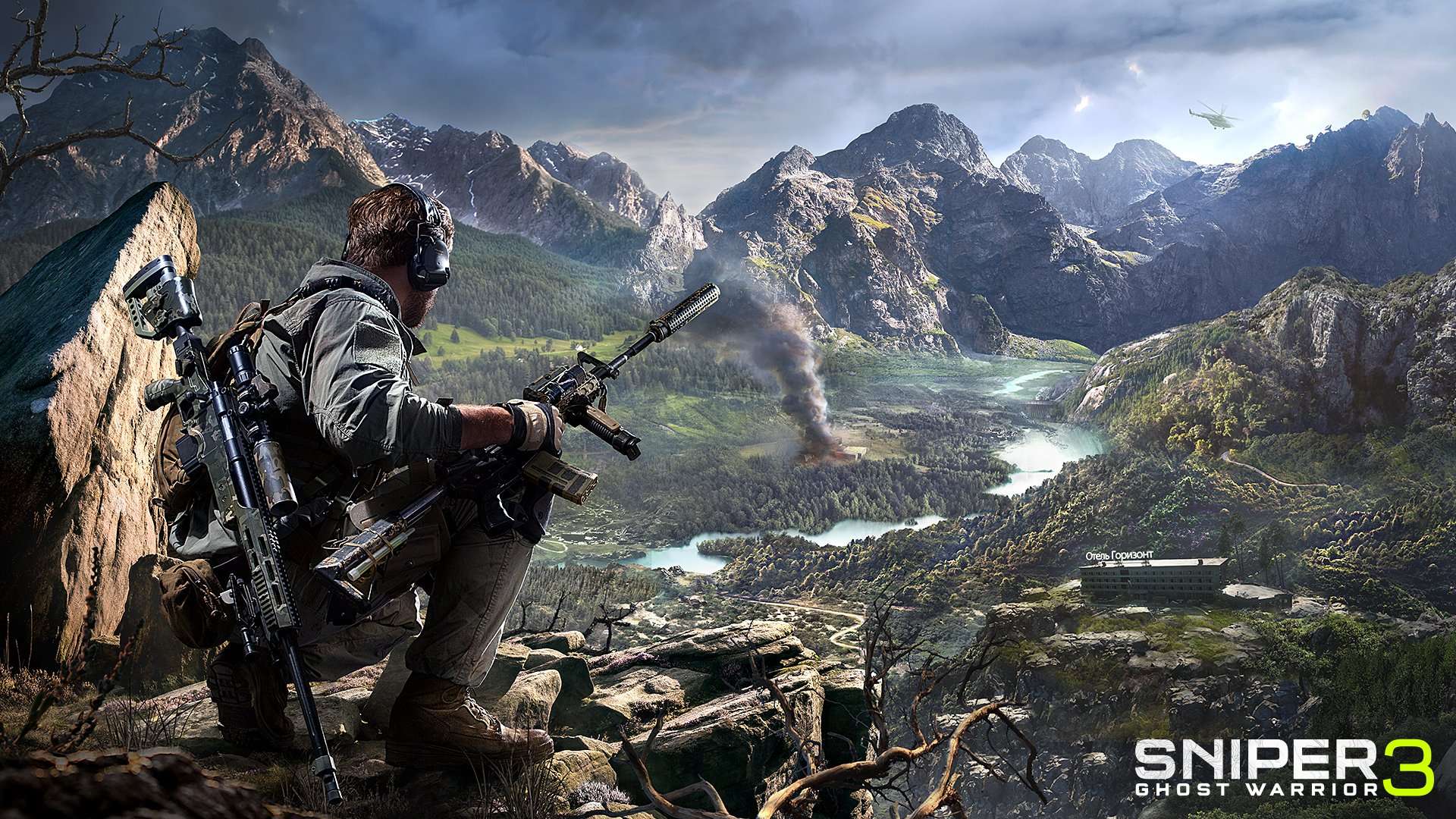 sniper ghost warrior 3 full hd wallpaper and background