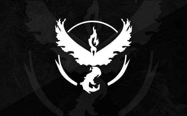 Video Game Pokémon GO Pokémon Black & White Team Valor HD Wallpaper   Background Image