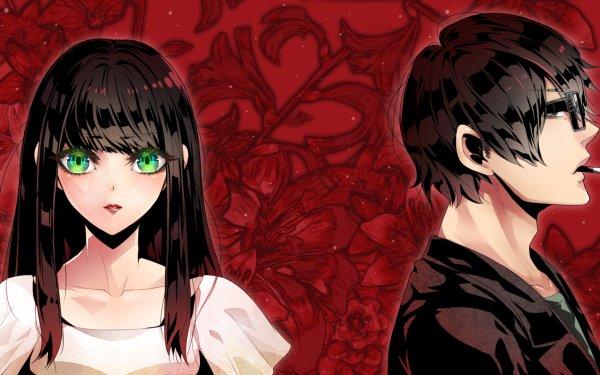 Anime The Perfect Insider Souhei Saikawa Shiki Magata HD Wallpaper   Background Image